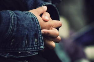 Hands Praying (2)