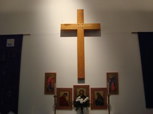 The Crucifix and Icons